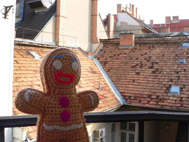 Keksmann in Budapest