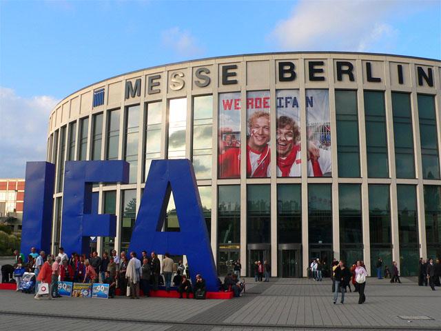 IFA 2009 - Haupteingang