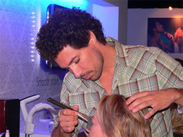 Make-up-Artist Boris Entrup