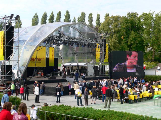 Sommergarten auf der IFA 2009