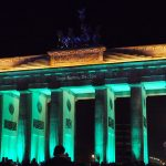 Festival of Lights 2009 - Brandenburger Tor