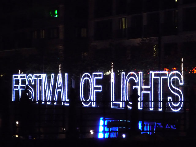 Festival of Lights 2009