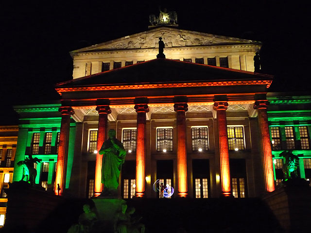 Festival of Lights 2009 - Gendarmenmarkt