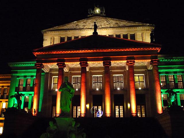 Festival of Lights 2009 - Gendarmenmarkt