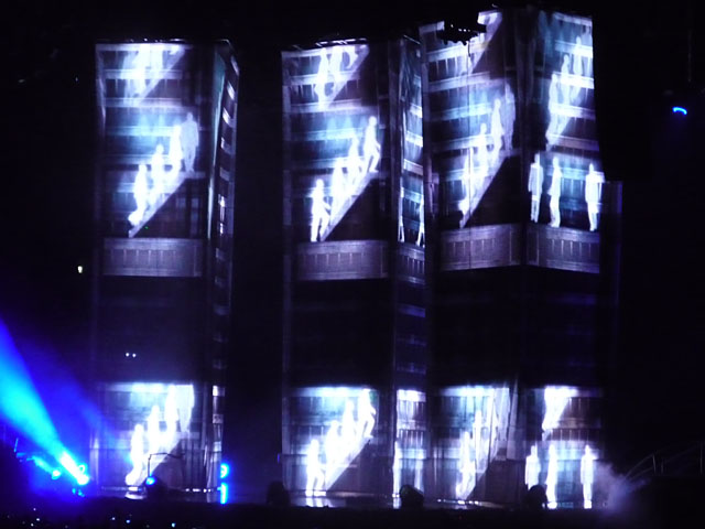 Muse Konzert in Berlin