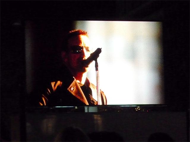 U2-Konzert am Brandenburger Tor