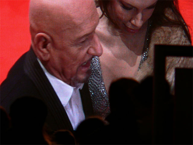Ben Kingsley - Berlinale 2010
