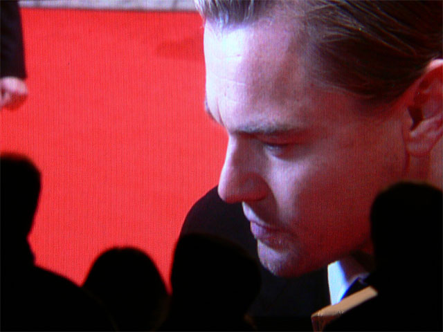 Leonardo DiCaprio - Berlinale 2010
