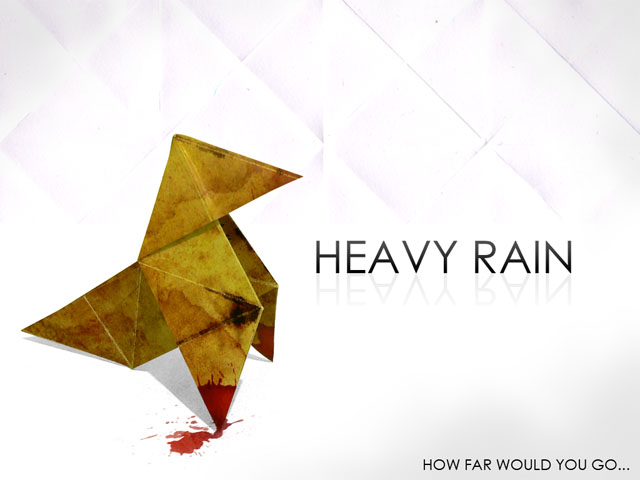 Heavy Rain Wallpaper