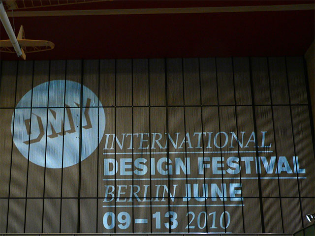DMY 2010 – International Design Festival Berlin