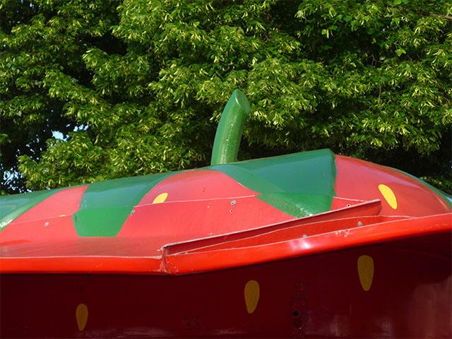 Erdbeerhäuschen Karl's Erdbeerhof
