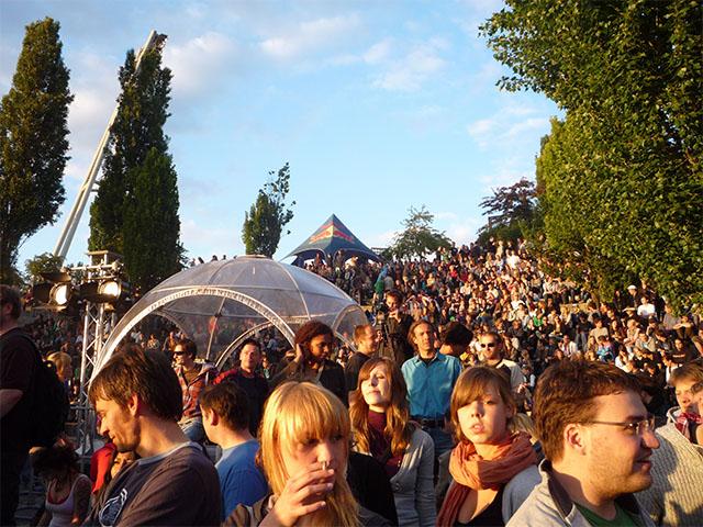 Fête de la Musique im Mauerpark