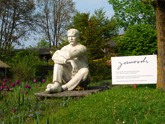 Janosch in Panama - Filmpark Babelsberg