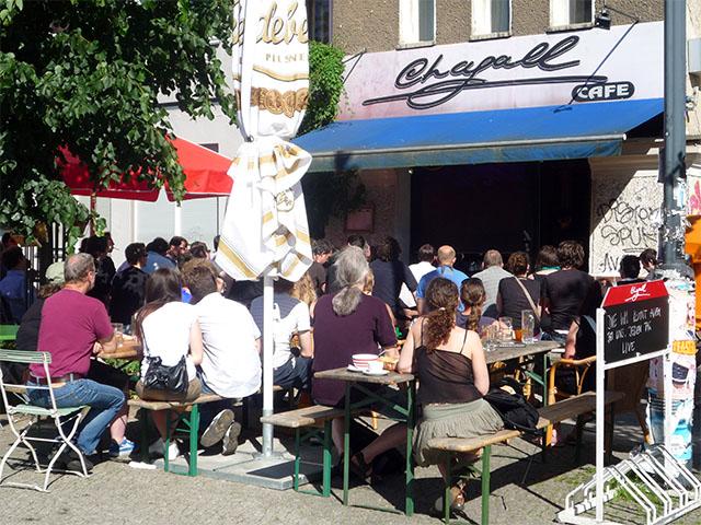 Public Viewing Fußball-WM 2010