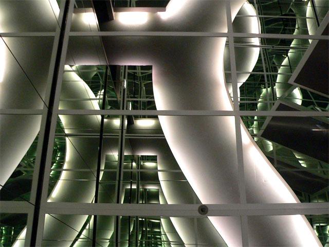 Spiegelsaal im Filmmuseum Berlin