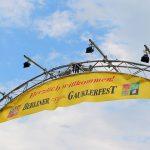 Berliner Gauklerfest - Eingang