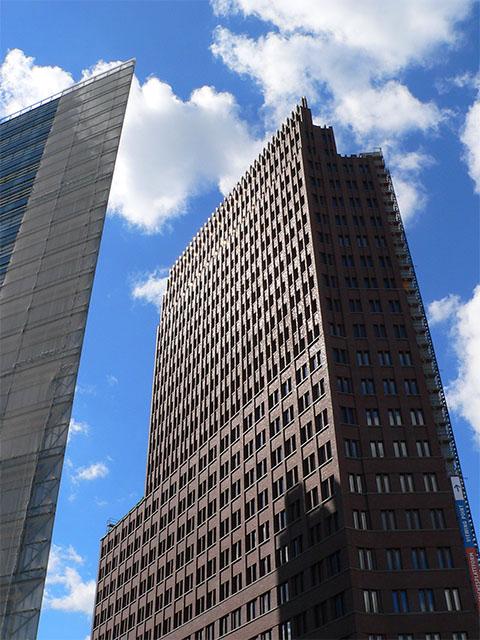 Kollhoff-Tower am Potsdamer Platz