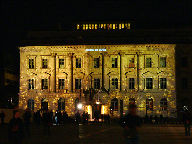 Hotel de Rome Berlin - Festival of Lights