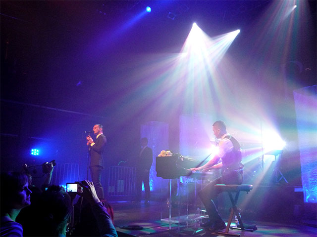 HURTS-Konzert in Berlin