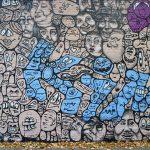 Graffiti-Kunst - Saarbrücker Straße