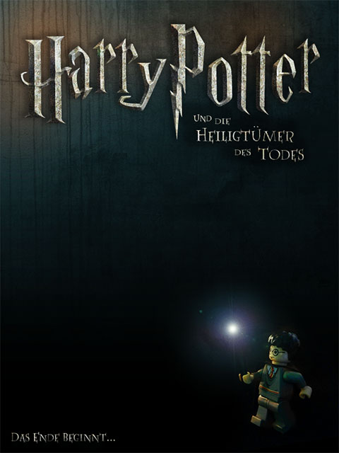 Harry Potter und die Heiligtümer des Todes - Plakat