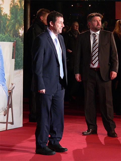 """Adam Sandler - Filmpremiere """"Meine Erfundene Frau"""""""
