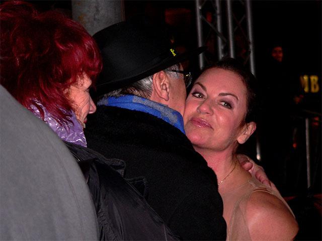 Christine Neubauer & Dieter Kosslick