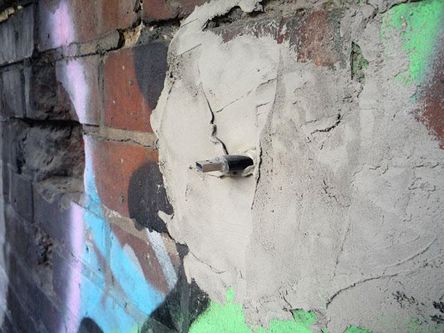 Dead Drops - USB-Stick Schönhauser Allee 161