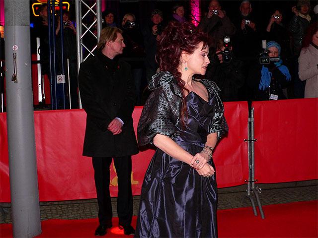 "Helena Bonham Carter - Premiere ""The King's Speech"""