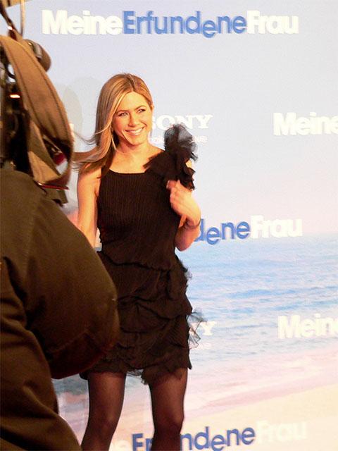 """Jennifer Aniston - Filmpremiere """"Meine Erfundene Frau"""""""