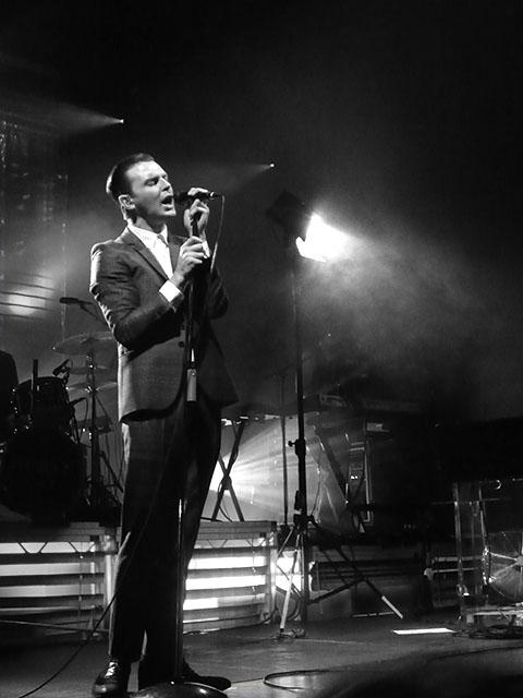 HURTS-Sänger Theo Hutchcraft