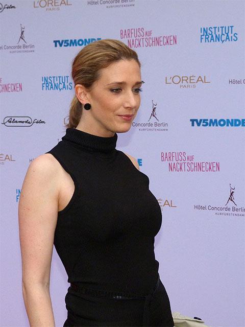 """Kristin Meyer - Filmpremiere """"Barfuss auf Nacktschnecken"""""""