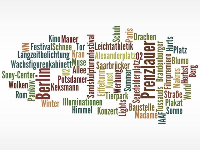 Wordle Tag-Cloud