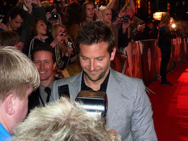 """Bradley Cooper - """"Hangover 2"""" in Berlin"""