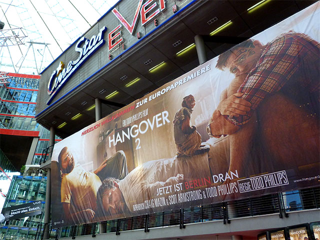 """Hangover 2""-Filmpremiere in Berlin"