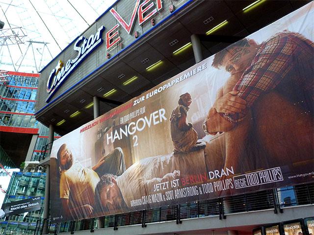 """Hangover 2""-Filmpremiere in Berlin"