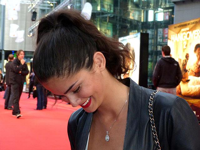"Shermine Shahrivar - Europapremiere ""Hangover 2"""