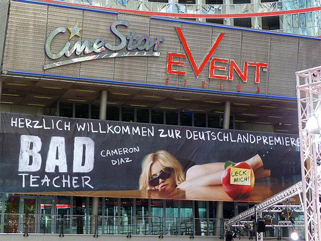 """""""Bad Teacher""""-Filmpremiere in Berlin"""