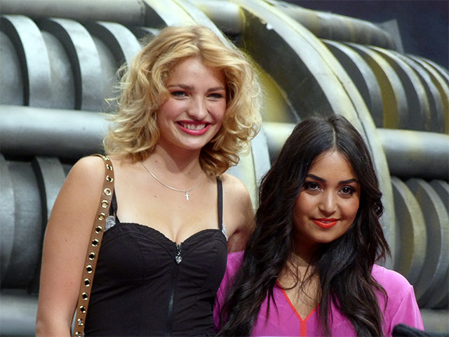 "Bahar Kizil & Sarina Nowak - ""Transformers 3""-Filmpremiere Berlin"