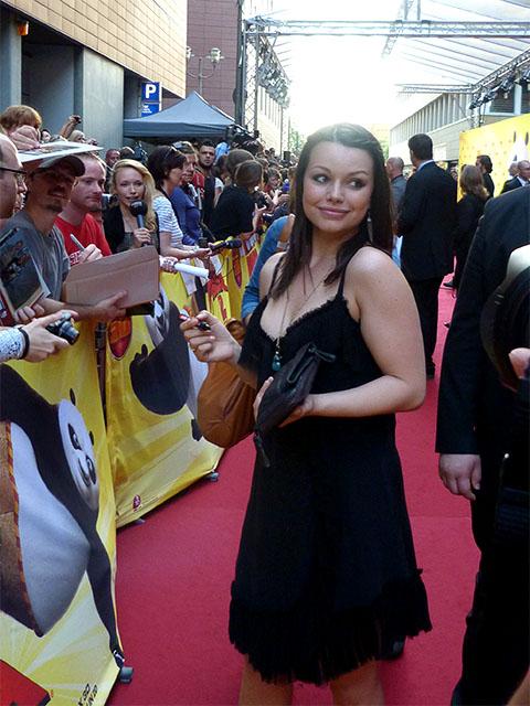 "Cosma Shiva Hagen - ""Kung Fu Panda 2""-Filmpremiere"