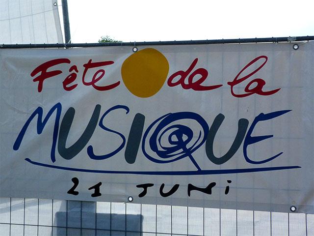 Fête de la Musique 2011 - Logo
