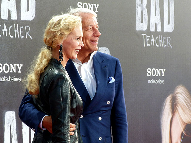 "Jo Groebel & Grit Weiss - ""Bad Teacher"" im Sony-Center"