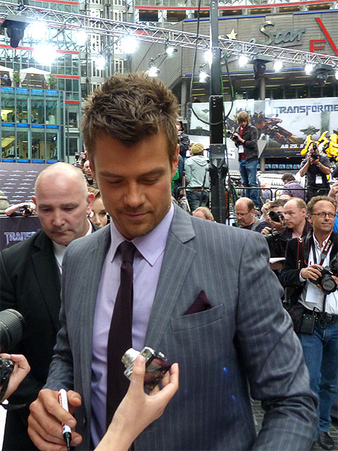 "Josh Duhamel - ""Transformers 3""-Premiere in Berlin"