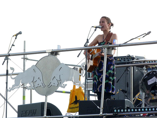 Maike Rosa Vogel - Fête de la Musique 2011