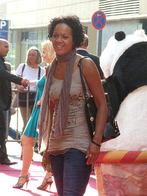 """Mo Asumang - Premiere von """"Kung Fu Panda 2"""""""