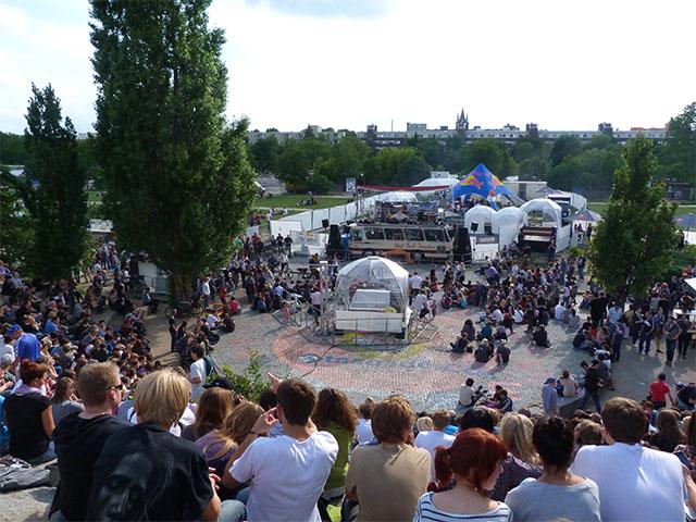 Red Bull Tourbus - Fête de la Musique 2011