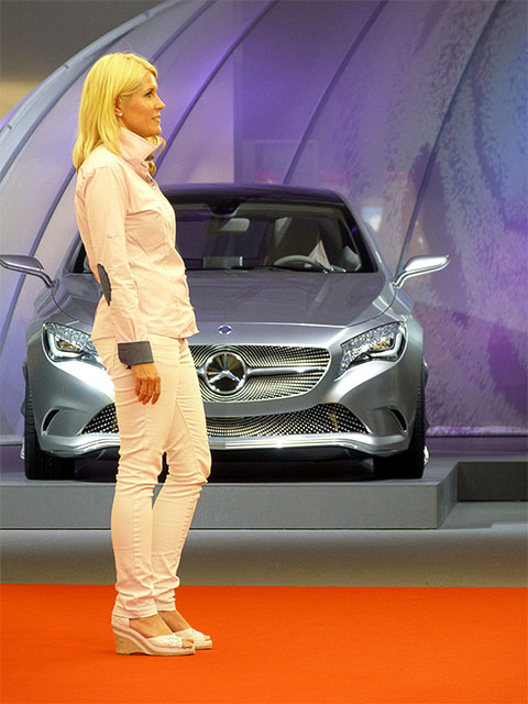 Mercedes-Benz Fashion Week 2012