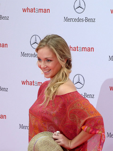 "Jil Funke - ""What A Man""-Filmpremiere in Berlin"