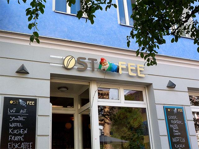 """Ostfee"" - Café in Berlin Prenzlauer Berg"