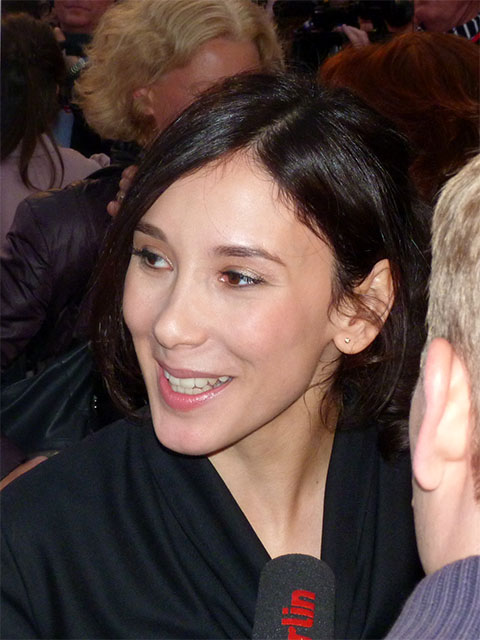 "Sibel Kekilli zur Filmpremiere von ""What A Man"" in Berlin"